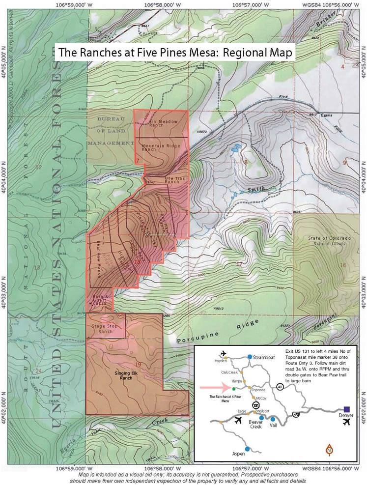 Contact | Ranches at Five Pine Mesa